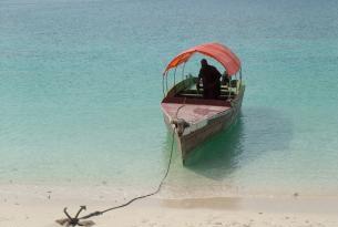 Viaje a Zanzíbar en el Gemma dell'Est