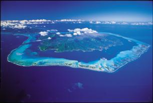 Polinesia Francesa: Lujo en Tahiti, Taha'a y Bora Bora