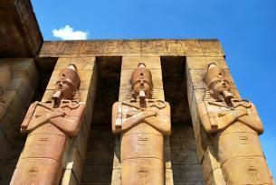 Fin de año en Egipto con crucero por el Nilo
