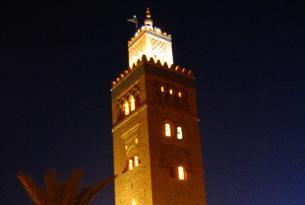 Fin de año en Marrakech