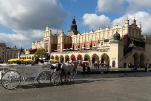 Semana Santa en Polonia (Cracovia)