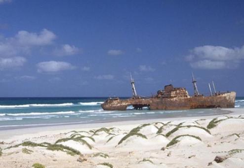 Cabo verde isla de sal desde barcelona hotel belorizonte todo incluido - Vacaciones en cabo verde todo incluido ...