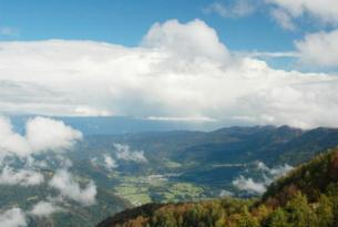 El Parque Nacional de Triglav, Eslovenia (fly & drive)