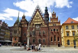 Circuito maravillas de Polonia en 9 días