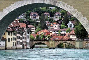 Suiza y la Selva Negra de Alemania en grupo (7 días y 6 noches)