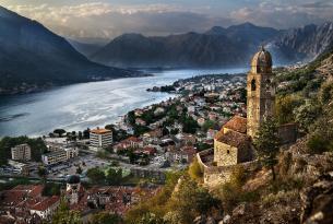 Croacia y los Balcanes en grupo