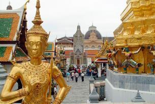 Paisajes de Tailandia