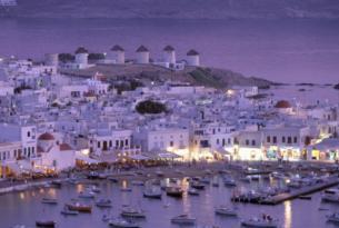 Atenas y Mykonos (a tu aire con traslados y asistencia)