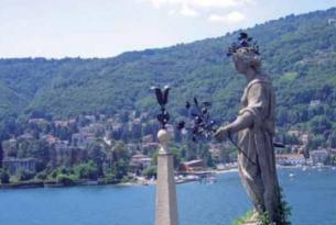 Los lagos del norte de Italia en grupo