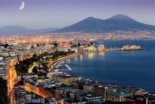 De Roma a Nápoles en tren (a tu aire con traslados y excursiones opcionales)