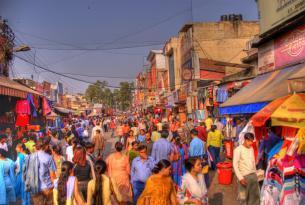 Norte de la India con Goa
