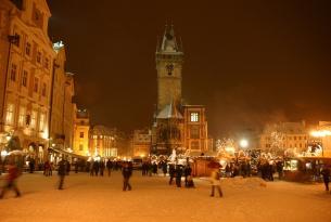 Mercados navideños de Praga (Especial puente de diciembre)