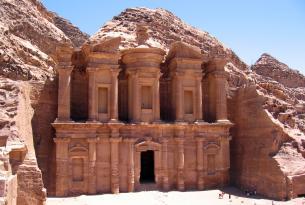 Fin de Año en Jordania