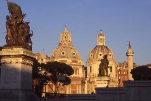 Roma especial puente del Pilar (Salida desde Madrid)