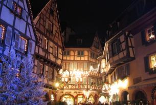Puente Diciembre: Mercados Navideños de la Selva Negra y Alsacia