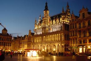 Puente de diciembre en Bruselas y Amsterdam (salidas desde Madrid)