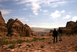 Navidad o Fin de Año en Petra (Jordania) desde Bilbao