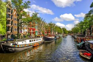 Puente de diciembre en Amsterdam (salidas desde Barcelona, Madrid y Bilbao)