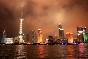 Fin de Año en China en grupo