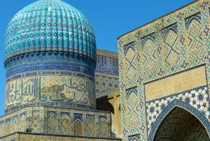 Uzbekistán -  Ciudades de la Ruta de la Seda y macizo de Ghissar - Especial Semana Santa