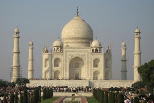 India en grupo en Semana Santa: Delhi, Jaipur, Agra y mucho más