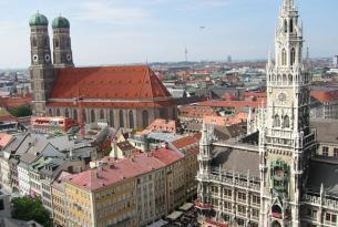 Ruta romántica por Alemania en grupo: Munich, Frankfurt y más