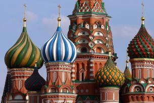 Rusia Imperial para Singles: Moscú y San Petersburgo en hoteles 5*