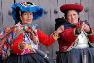 Descubriendo Perú en grupo desde Lima