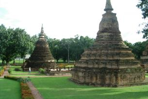 Visita y disfruta Tailandia: Bangkok, Río Kwai, Phitsanulok, Chiang Rai y Chiang Mai