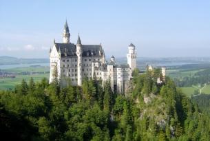 Viaje en grupo por Baviera (Alemania), Austria y Praga (República Checa)