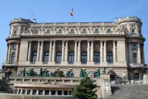 Combinado Rumanía y Bulgaria en grupo