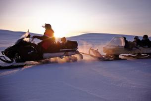 Puente de diciembre en Laponia (6 días)