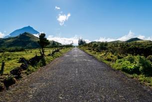 Puente de diciembre en las Islas Azores (Terceira)
