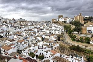 """Andalucía y sus pueblos blancos en grupo especial para viajeros """"senior"""" +55"""