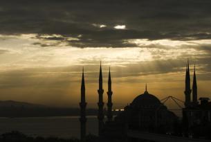 Fin de año en Estambul