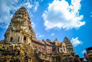 Vietnam en grupo con Camboya y los templos de Angkor