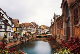 Semana Santa Romántica por Alemania y Francia (especial singles)