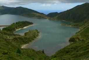 Azores: combinado Isla Terceira e Isla Graciosa