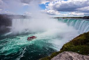 Canadá: recorrido en grupo de Costa Este a Costa Oeste (salida desde Barcelona)