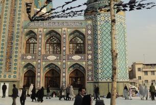 Irán al completo: descubre la Antigua Persia en grupo
