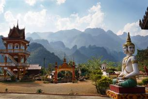 El Norte de Tailandia y Laos al completo