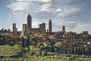 Toscana al completo 8 días