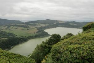 Islas Azores: la isla de Sao Miguel con pack multiactividad de aventura (salidas desde Barcelona)