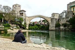 Puente del Pilar en grupo en los Balcanes (Croacia, Eslovenia y Bosnia)