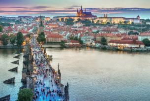 Puente del Pilar en Praga (5 días)