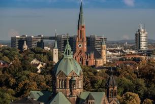 Semana Santa en Munich desde Madrid