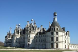 Descubre los bellos castillos del Loira en el Puente del Pilar