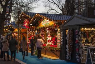 Escapada romántica a los mercadillos navideños de Alemania