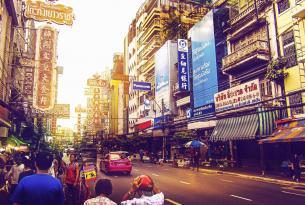 Puente de diciembre en Tailandia : Bangkok, Chiang Mai y Chiang Rai categoría Lujo