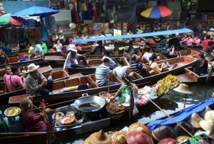 Navidades tailandesas en Bangkok y Krabi (salidas desde Madrid)